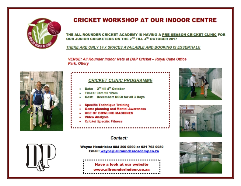 Indoor Cricket Festival - October 2017_001