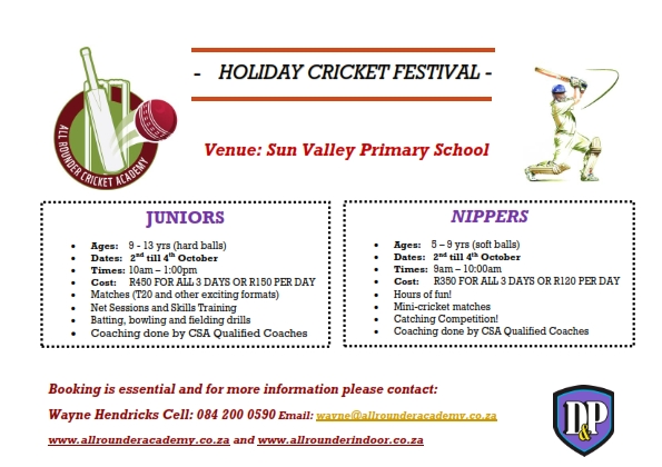 Sun Valley PS Holiday Cricket Festival_001
